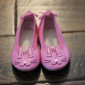 Baby Gap Bunny Shoes